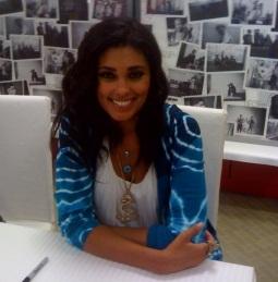 Rachel Roy poses for S&P.