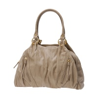 'Gallery' Handbag in Taupe, $45, aldoshoes.com