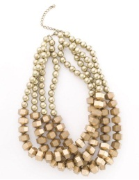 Korto Momolu 4-Row Necklace, $34.80, dillards.com