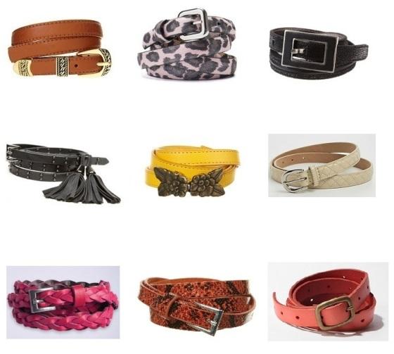Skinny Belts - Stylin' & Profilin'