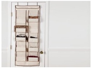 CoverMates Over the Door Purse Organizer, $9.99, amazon.com