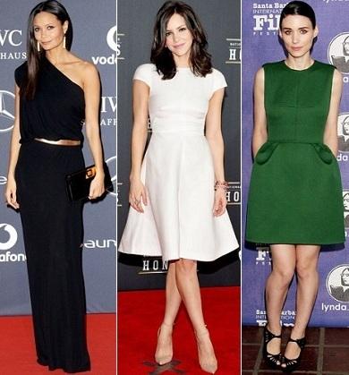 Thandie Newton, Katherine McPhee, Rooney Mara