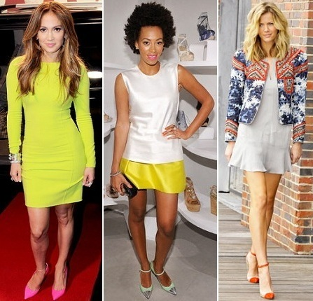 Jennifer Lopez, Solange Knowles, Brooklyn Decker