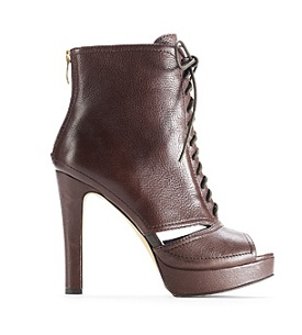 Vince Camuto 'Lannlo' Booties, $74.99 on sale, vincecamuto.com