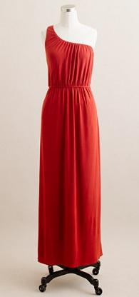 Thea Maxi Dress, $49.99, jcrew.com