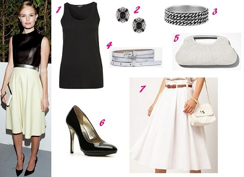 The Look for Less: Kate Bosworth