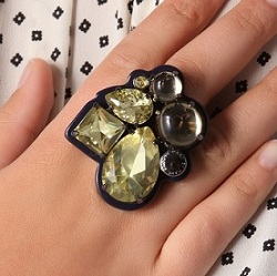 Marc by Marc Jacobs 'Gemma' Ring, $38.40 (marked down from $128), ShopBop.com