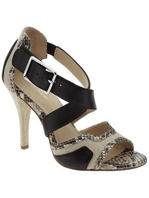 Calvin Klein 'Zahara' Sandal, $89.99, piperlime.com