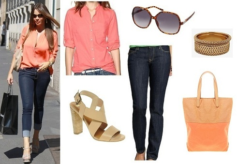 The Look for Less: Sofia Vergara