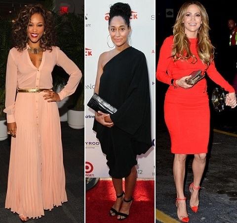 Eve, Tracee Ellis Ross, Jennifer Lopez
