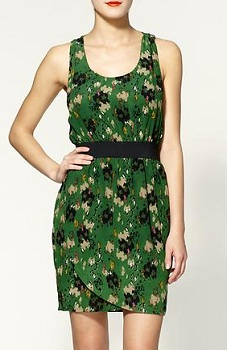Line & Dot Racerback Garden Party Dress, $59.99 (marked down from $89), piperlime.com