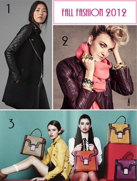 Fall Fashion 2012