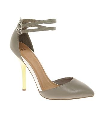 ASOS PRIOR Pointed High Heels, $68.42, asos.com