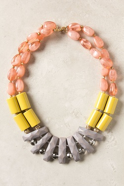 Willemstad Necklace, $39.95 (marked down from $58), anthropologie.com