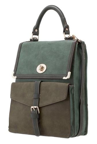 'Ada' Flap Over Box Bag, $84, meliebianco.com