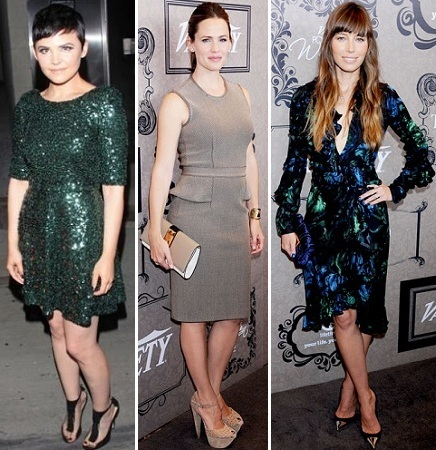 Ginnifer Goodwin, Jennifer Gardner, Jessical Biel