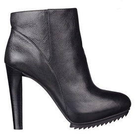 'Cashy' Booties, $64.50 (marked down from $129), ninewest.com