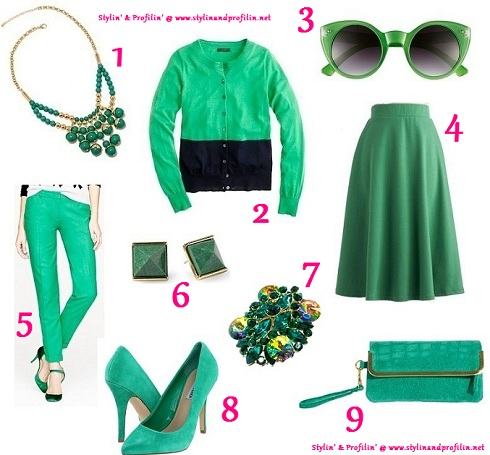 Going Green: 2013's Color of the Year