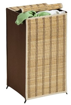 Honey-Can-Do Tall Wicker Hamper, $21.99, target.com