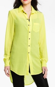 Two by Vince Camuto Big Shirt, $59.63, nordstrom.com