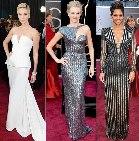 Oscars 2013: Charlize Theron, Naomi Watts, Halle Berry