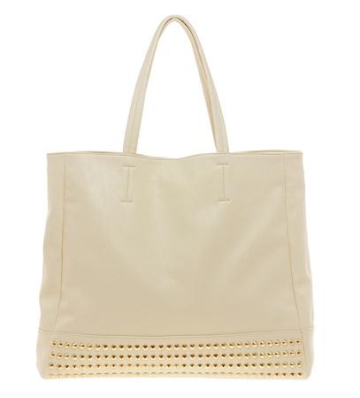 ASOS Studded Shopper Bag, $36.58, asos.com