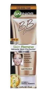 Garnier BB Cream, $11.99, target.com