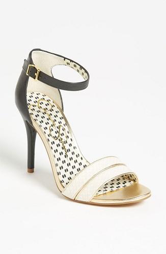 Jessica Simpson 'Jessies' Sandal, $78.95, nordstrom.com
