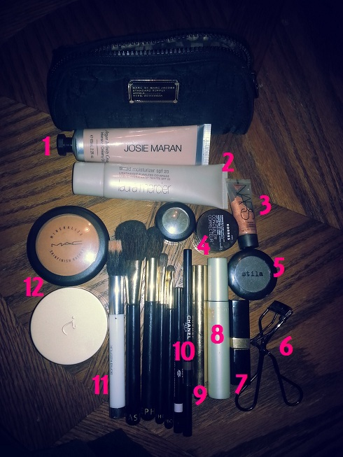What's Inside My Make-Up Bag