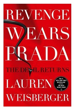 """Revenge Wears Prada: The Devil Returns,"" $15.73, target.com"