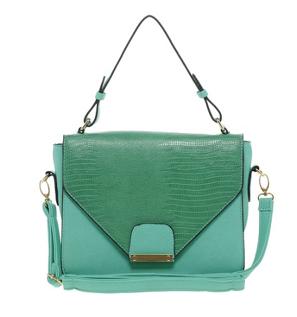 Liquorish Structured Shoulder Bag, $40.73, asos.com