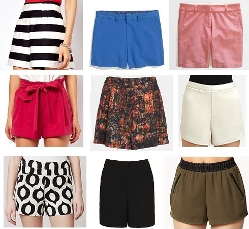 9 Pairs of Tailored Shorts You'll Love