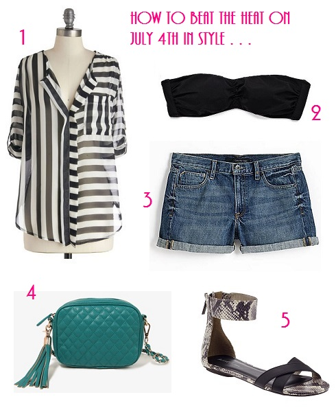 What to Wear to Summer Cookouts