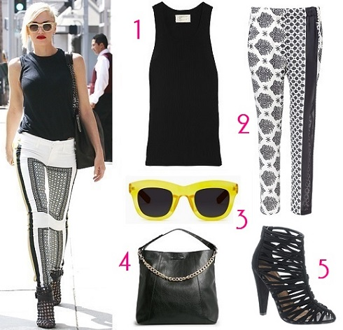 The Look for Less: Gwen Stefani