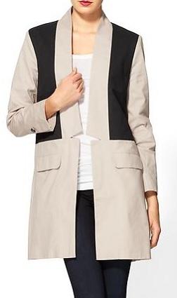 BB Dakota 'Catrall' Jacket, $64.99, piperlime.com