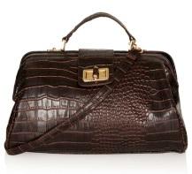 Croc Doctor's Bag, $80, topshop.com