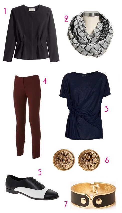 What to Wear: Casual Friday at the Office -- Stylin' & Profilin' blog