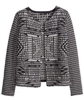 Cotton Cardigan, $20 (marked down from $34.95), hm.com