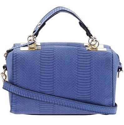 Melie Bianco Estela Python Top Handle Bag, $78 (get 30% off with FALL promo code through 10/18), piperlime.com