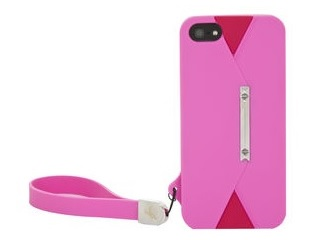 Susan G. Komen Envelope iPhone 5 Case, $44, bcbg.com