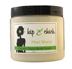 Maui Wowie Sugar Body Scrub, $36 (16 oz.), hipechick.com