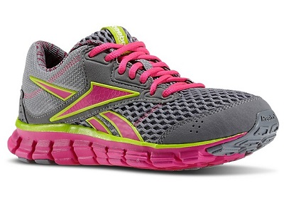 SmoothFlex Ride 3.0 Pink Ribbon, $74.99, reebok.com