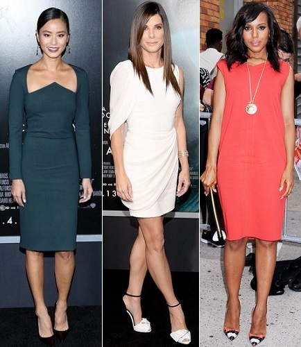 Jamie Chung, Sandra Bullock, Kerry Washington