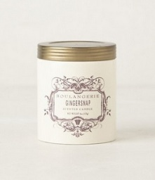 Sweet Cinnamon and Vanilla Boulangerie Jar Candle, $16, anthropologie.com