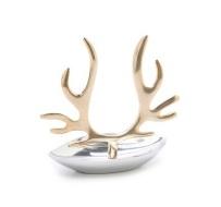 Lunares Staghorn Jewelry Holder, $40, shopbop.com