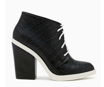Shoe Cult 'Rosario' Booties, $98, nastygal.com
