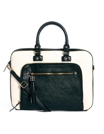 ALDO Parkers Tassel Trim Structured Work Bag, $88.99, asos.com