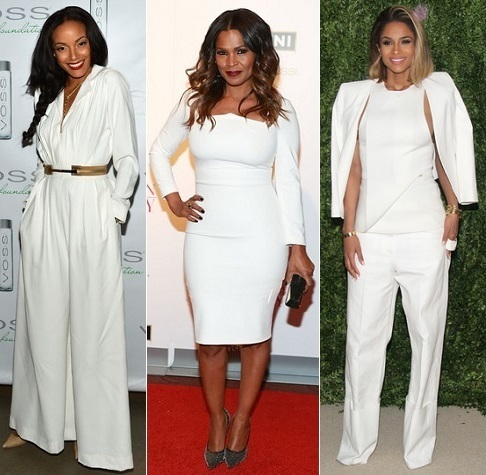 The Stylish Vote: Selita Ebanks, Nia Long, Ciara