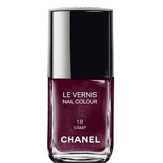 Chanel Le Vernis Nail Colour in Vamp, chanel.com
