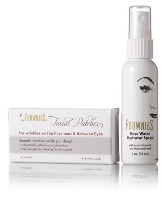 Frownies Wrinkle Patches, frownies.com
